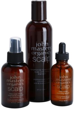 John Masters Organics Scalp kozmetični set I. 1