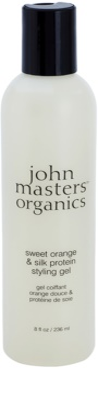John Masters Organics Sweet Orange & Silk Protein стайлінговий гель