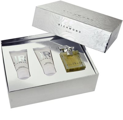John Richmond Eau de Parfum set cadou 2