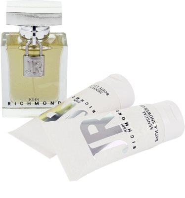 John Richmond Eau de Parfum Geschenkset 3