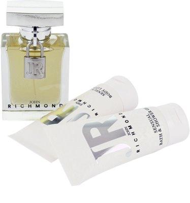 John Richmond Eau de Parfum coffret presente 3