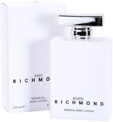 John Richmond Eau de Parfum leite corporal para mulheres 1