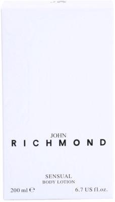 John Richmond Eau de Parfum leite corporal para mulheres 3