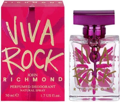 John Richmond Viva Rock deospray pentru femei
