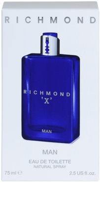 John Richmond X For Man eau de toilette férfiaknak 4