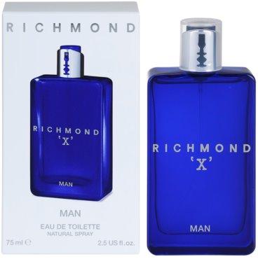 John Richmond X For Man Eau de Toilette pentru barbati