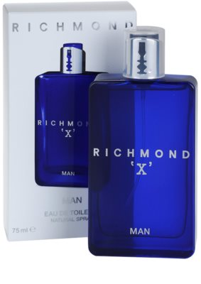 John Richmond X For Man eau de toilette férfiaknak 1