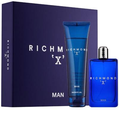 John Richmond X For Man coffret presente