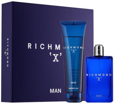 John Richmond X For Man dárková sada