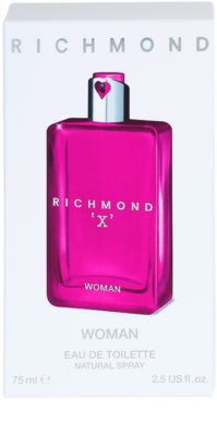 John Richmond X for Woman Eau de Toilette para mulheres 4