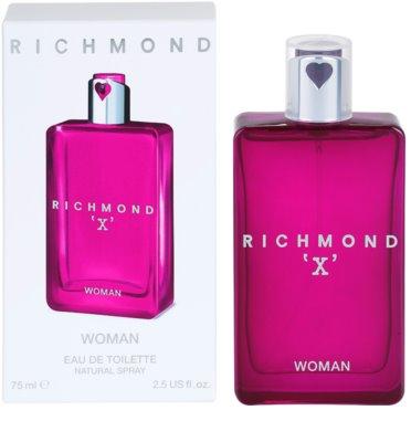 John Richmond X for Woman Eau de Toilette für Damen