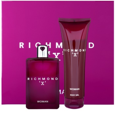 John Richmond X for Woman ajándékszett