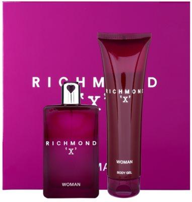 John Richmond X for Woman dárková sada