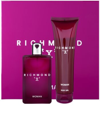 John Richmond X for Woman Geschenksets