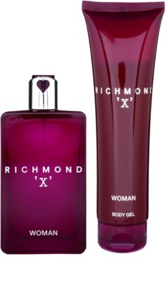 John Richmond X for Woman Geschenksets 2
