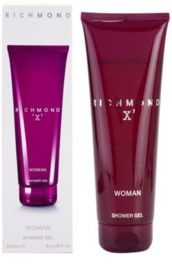 John Richmond X for Woman gel de duche para mulheres