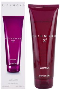 John Richmond X for Woman sprchový gel pro ženy