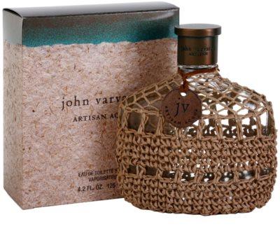 John Varvatos Artisan Acqua Eau de Toilette para homens 1