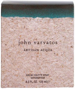John Varvatos Artisan Acqua Eau de Toilette para homens 4