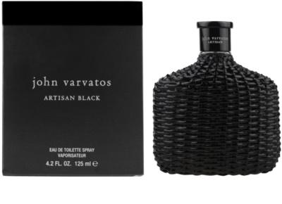 John Varvatos Artisan Black Eau de Toilette pentru barbati