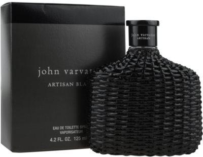 John Varvatos Artisan Black eau de toilette férfiaknak 1