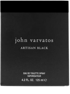 John Varvatos Artisan Black eau de toilette férfiaknak 4