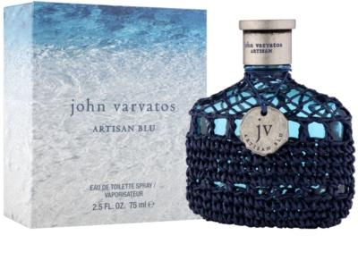 John Varvatos Artisan Blu Eau de Toilette für Herren 1