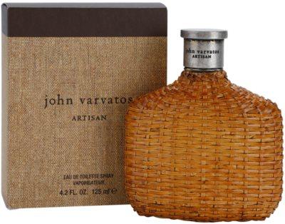 John Varvatos Artisan eau de toilette para hombre 1
