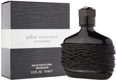John Varvatos Dark Rebel eau de toilette férfiaknak 1