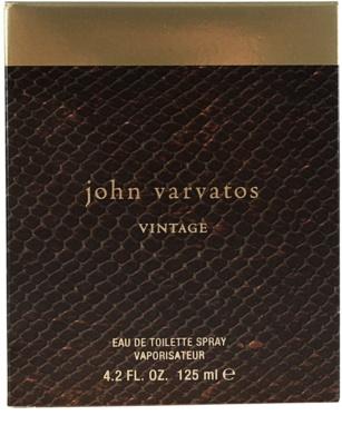 John Varvatos Vintage Eau de Toilette para homens 4