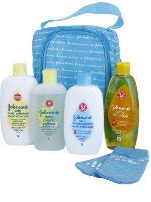 Johnson's Baby Care kozmetika szett II.