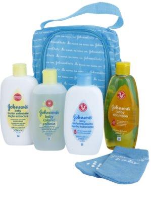 Johnson's Baby Care zestaw kosmetyków II.