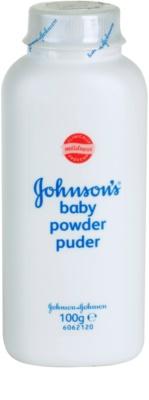 Johnson's Baby Diapering polvos para bebés