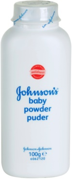 Johnson's Baby Diapering дитяча пудра