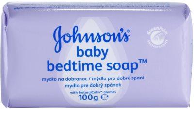 Johnson's Baby Wash and Bath sabonete para bebés para um sono tranquilo