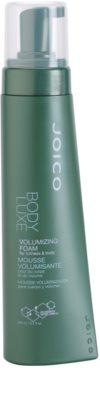 Joico Body Luxe hab a hajformázáshoz, melyhez magas hőfokot használunk