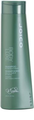 Joico Body Luxe шампоан  за обем и форма