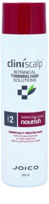Joico CliniScalp Botanical Solutions Coditioner für chemisch behandeltes, schütter werdendes Haar