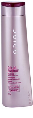 Joico Color Endure champú para cabello teñido 1