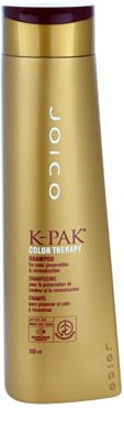 Joico K-PAK Color Therapy шампоан  за боядисана коса 1