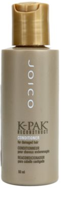 Joico K-PAK Reconstruct балсам за увредена и химически третирана коса