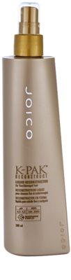 Joico K-PAK Reconstruct vlasová kúra pro jemné a poškozené vlasy 2