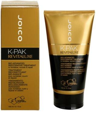 Joico K-PAK RevitaLuxe maska pro suché a poškozené vlasy 1