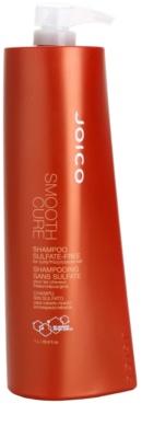 Joico Smooth Cure Shampoo gegen strapaziertes Haar
