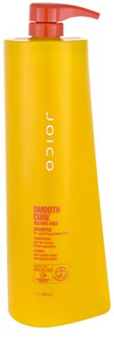 Joico Smooth Cure шампоан  против цъфтене 1