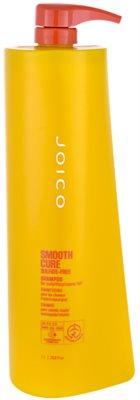 Joico Smooth Cure Shampoo gegen strapaziertes Haar 1