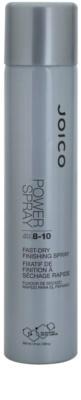 Joico Style and Finish Schnelltrocknendes Spray für das Endstyling extra starke Fixierung