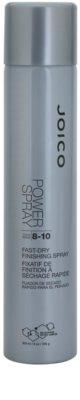 Joico Style and Finish spray para dar definición al peinado de secado rápido fijación extra fuerte
