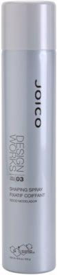 Joico Style and Finish spray para finalização de cabelo fixação média