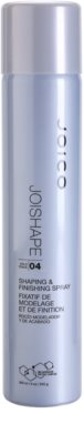 Joico Style and Finish spray modelator fixare medie